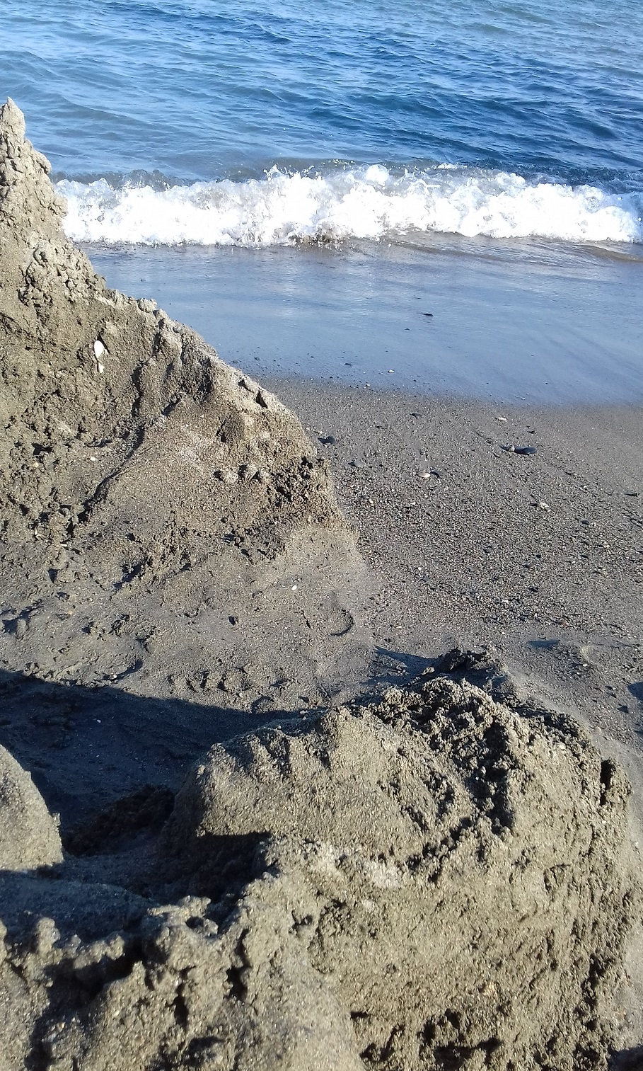 chipul de nisip